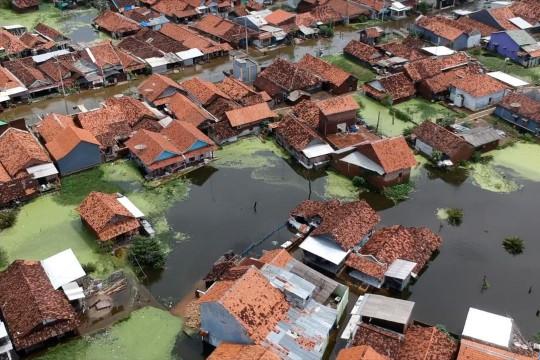 Kota Pekalongan waspada tenggelam akibat penurunan tanah