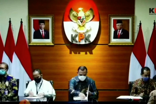 Ombudsman dalami surat keberatan KPK terkait TWK
