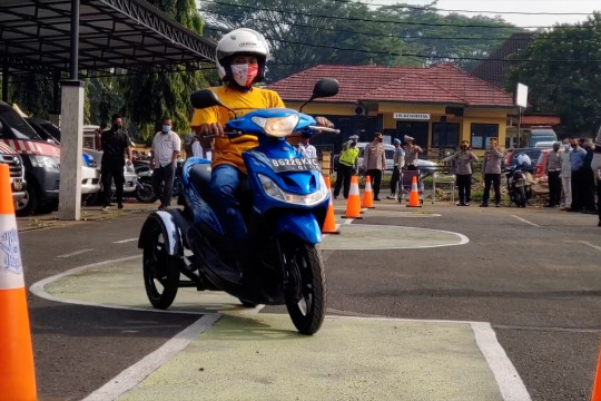 Polres Pekalongan permudah pembuatan SIM bagi penyandang disabilitas