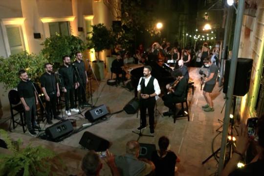 Setahun ledakan Beirut, seniman gelar penghormatan musikal
