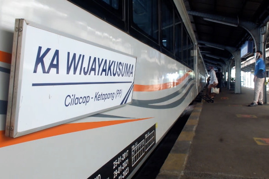 Daop 9 Jember kembali operasikan Kereta Api Wijaya Kusuma