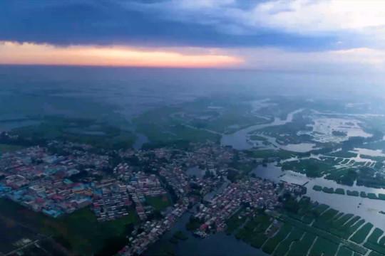 Desa Wangjiazhai jadi pelopor pembangunan hijau di Kawasan Baru Xiongan, China