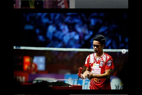 Gagal di semifinal, Anthony Ginting akan fokus untuk rebut perunggu
