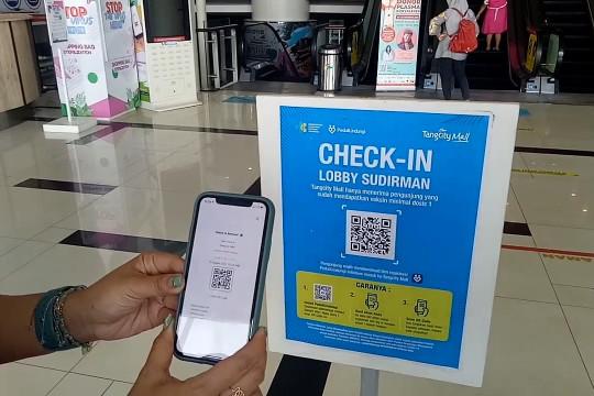PPKM diperpanjang, mal di Kota Tangerang mulai beroperasi