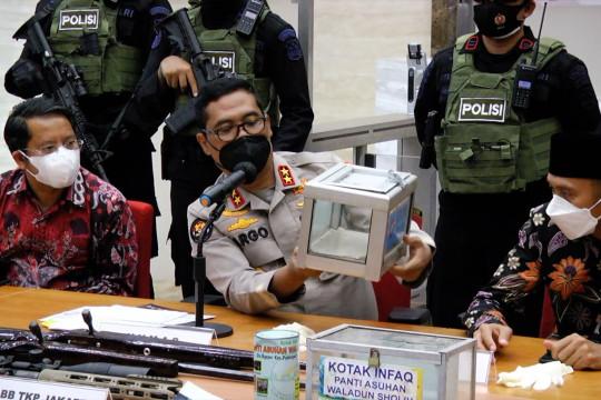 Rencanakan aksi di 17 Agustus, 53 terduga teroris ditangkap