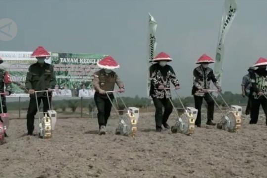 Gubernur Jambi ajak masyarakat manfaatkan lahan tidur untuk pertanian