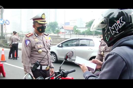 Polri laporkan hasil Operasi Aman Nusa II