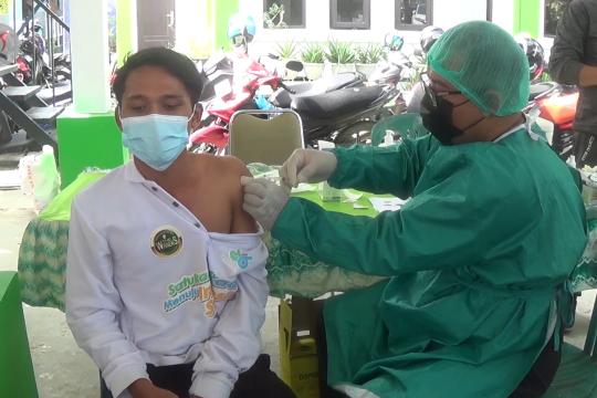 Banjarmasin genjot vaksinasi bagi nakes