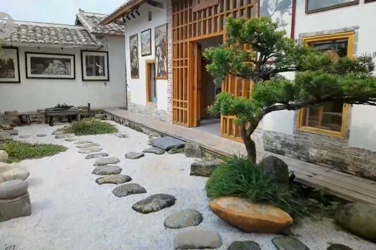 Rumah-rumah tua di China selatan disulap dengan desain istimewa