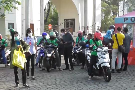 Masuk PPKM level 3, Semarang tetap gencarkan penegakan prokes