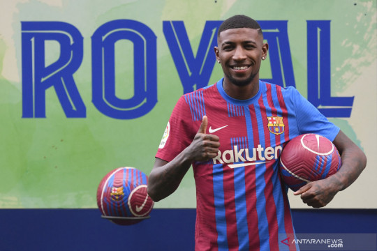 Tottenham Hotspur resmi dapatkan Emerson Royal dari Barcelona