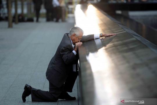 Biden akan kunjungi tiga lokasi serangan 11 September