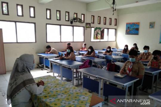 Pemkot Bekasi resmi gelar PTMT jenjang SMP