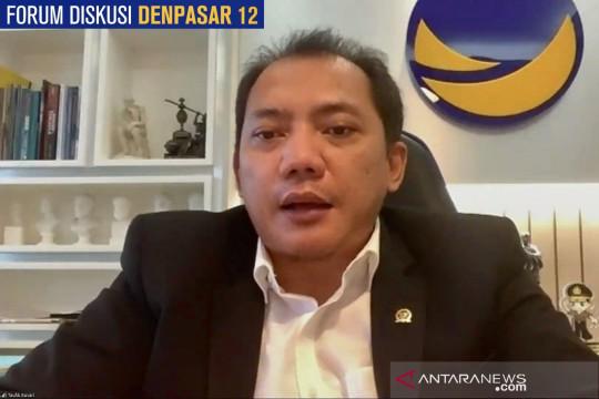 Fraksi NasDem MPR ingatkan amendemen dilakukan jika ada desakan publik