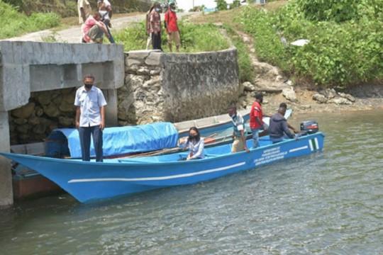 KKP salurkan bantuan Rp90,27 juta dukung konservasi Papua Barat