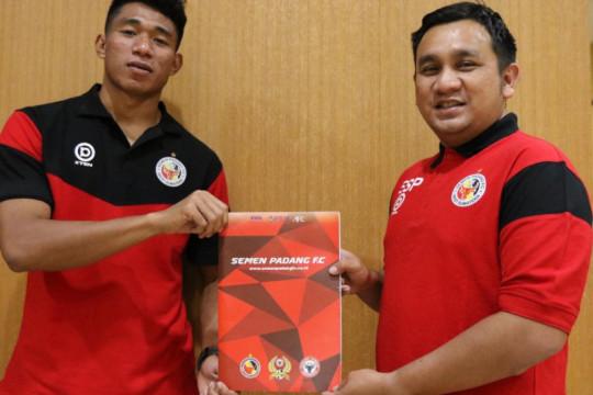 Semen Padang hadirkan mantan pemain Timnas U-19 Sherdy Ephypfano