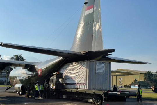 TNI kirim generator oksigen untuk rumah sakit di Wamena