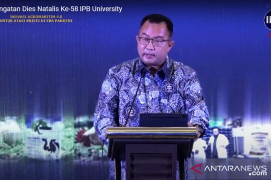 Rektor IPB: Tiga disrupsi lahirkan model ekonomi baru