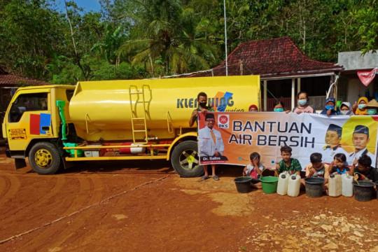 PKS bantu 76 tangki air bersih bagi warga Kabupaten Wonogiri