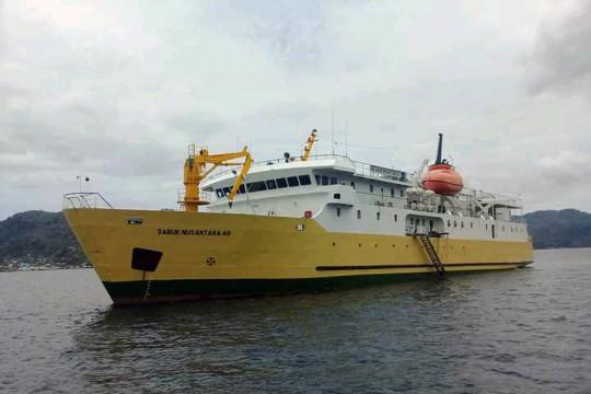 Kapal perintis PT Pelni kembali beroperasi di Maluku