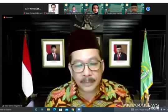 Wamenag sebut sertifikasi halal gratis bagi UMK relevan saat pandemi