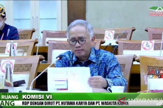 Hutama Karya usulkan PMN 2022 Rp31,35 triliun untuk Tol Trans Sumatera