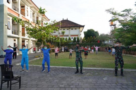 Isoter berdampak turunkan kasus COVID-19 di Bali