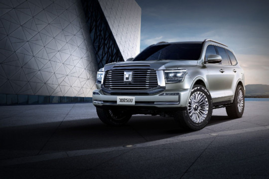 Great Wall Motor China siapkan pesaing Land Cruiser Prado