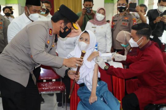 Kapolda : Dua juta dosis vaksin telah masuk Jatim