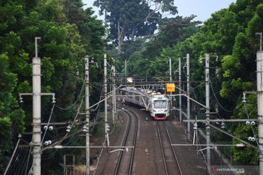 KAI Bandara Railink kembali beroperasi