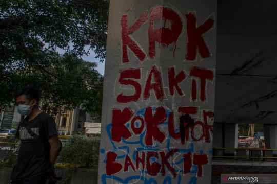 Mural, vandalisme dan hak berekspresi di ruang publik