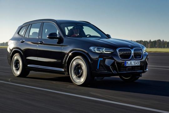 BMW akan kurangi emisi karbon hingga 40 persen pada 2030
