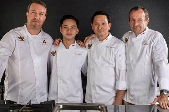 Persiapan tim chef Indonesia sajikan citarasa Nusantara di Bocuse D'Or
