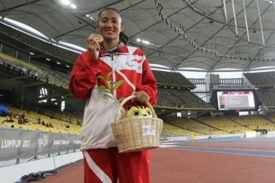 NPC Sumut bangga perjuangan Putri Aulia di Paralimpiade Tokyo 2020