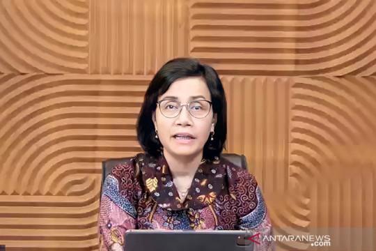 Sri Mulyani: Ekonomi global rugi 2,5 triliun dolar AS akibat pandemi