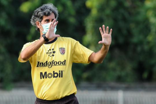 Bali United bersiap hadapi Barito Putera