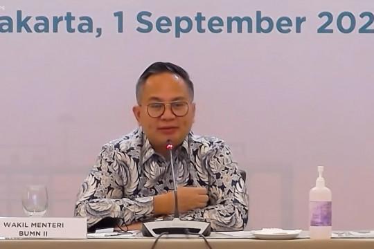 Wamen BUMN harap integrasi Pelindo tingkatkan perekonomian nasional