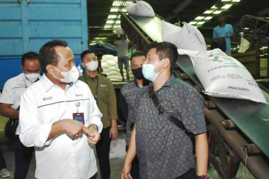 Pupuk Indonesia pastikan jumlah produksi melebihi kebutuhan