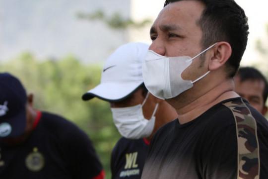 Semen Padang FC gelar latih tanding dengan tim Liga 2 Riau