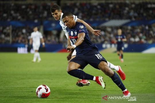 Prancis diimbangi Bosnia 1-1 selepas tuntaskan laga dengan 10 pemain