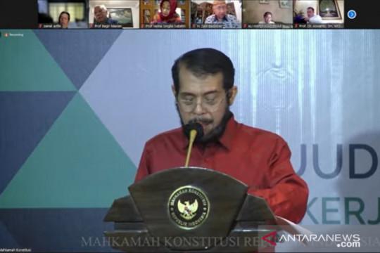 Anwar Usman: Wacana perubahan UUD miliki situasi kebatinan berbeda
