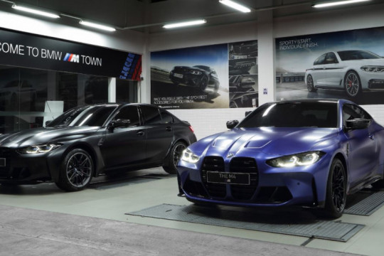 BMW Individual dapat sambutan baik dari para pecinta kendaraan sport