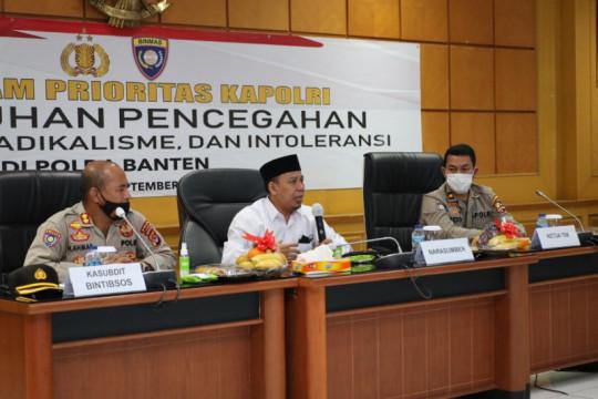 FKPT dan Polda Banten penyuluhan antisipasi faham radikalisme