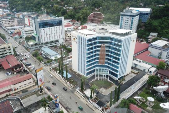 Rampung Oktober 2021, GKN Jayapura dirancang tahan gempa bumi