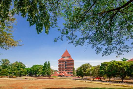 UI peringkat teratas di Indonesia versi THE World University rangking