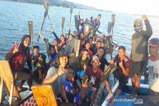 Tim PON perahu naga Sultra prediksi Riau saingan perebutan emas