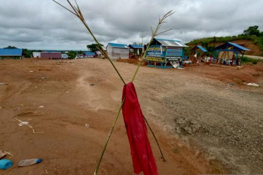 Masyarakat adat minta ganti rugi lahan pekuburan COVID-19 Kota Sorong