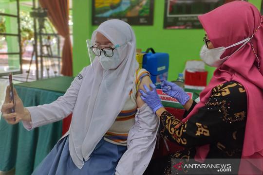 Jokowi janji beri tambahan vaksin ke Lampung