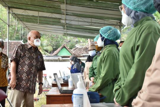 Wagub DIY: Vaksinasi bukan akhir dari upaya pencegahan COVID-19