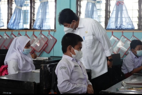 Daftar periksa untuk cegah penyebaran COVID-19 di sekolah